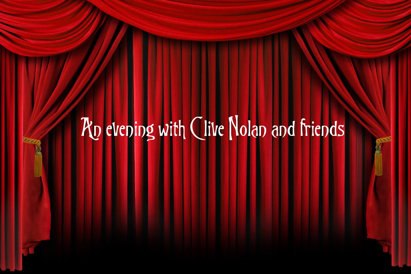 An Evening with Clive Nolan and Friends